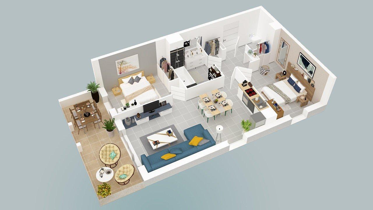 Appartement - Roquevaire
