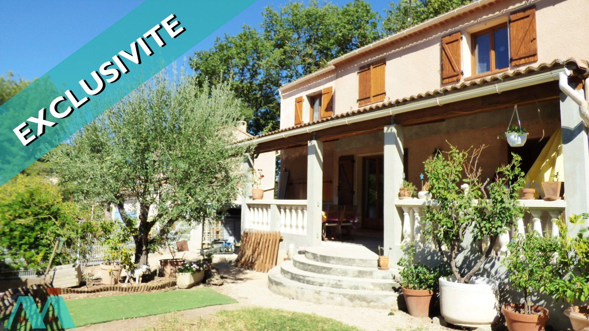Vente Maison-Villa Évenos