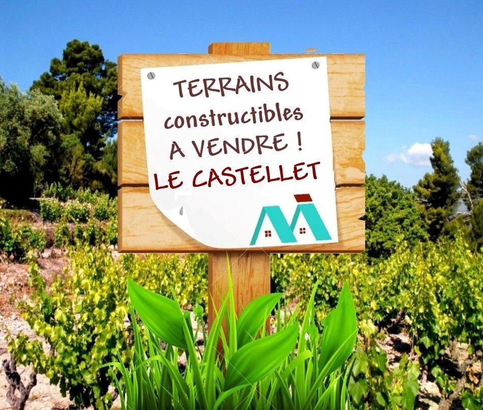 Terrain - Le Castellet