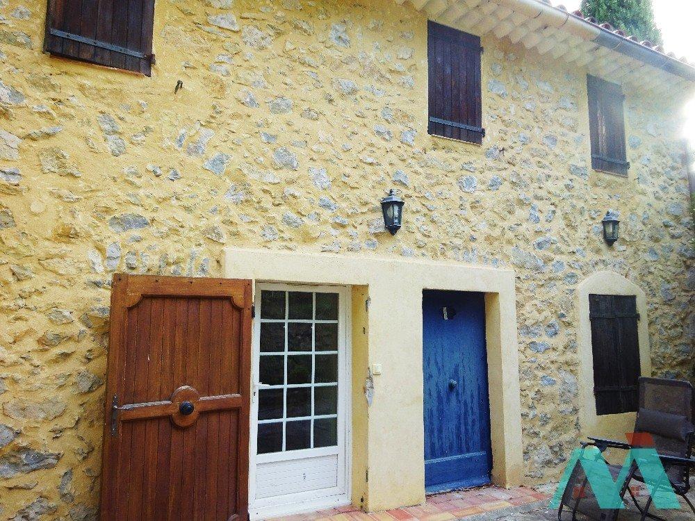 Maison-Villa - Évenos