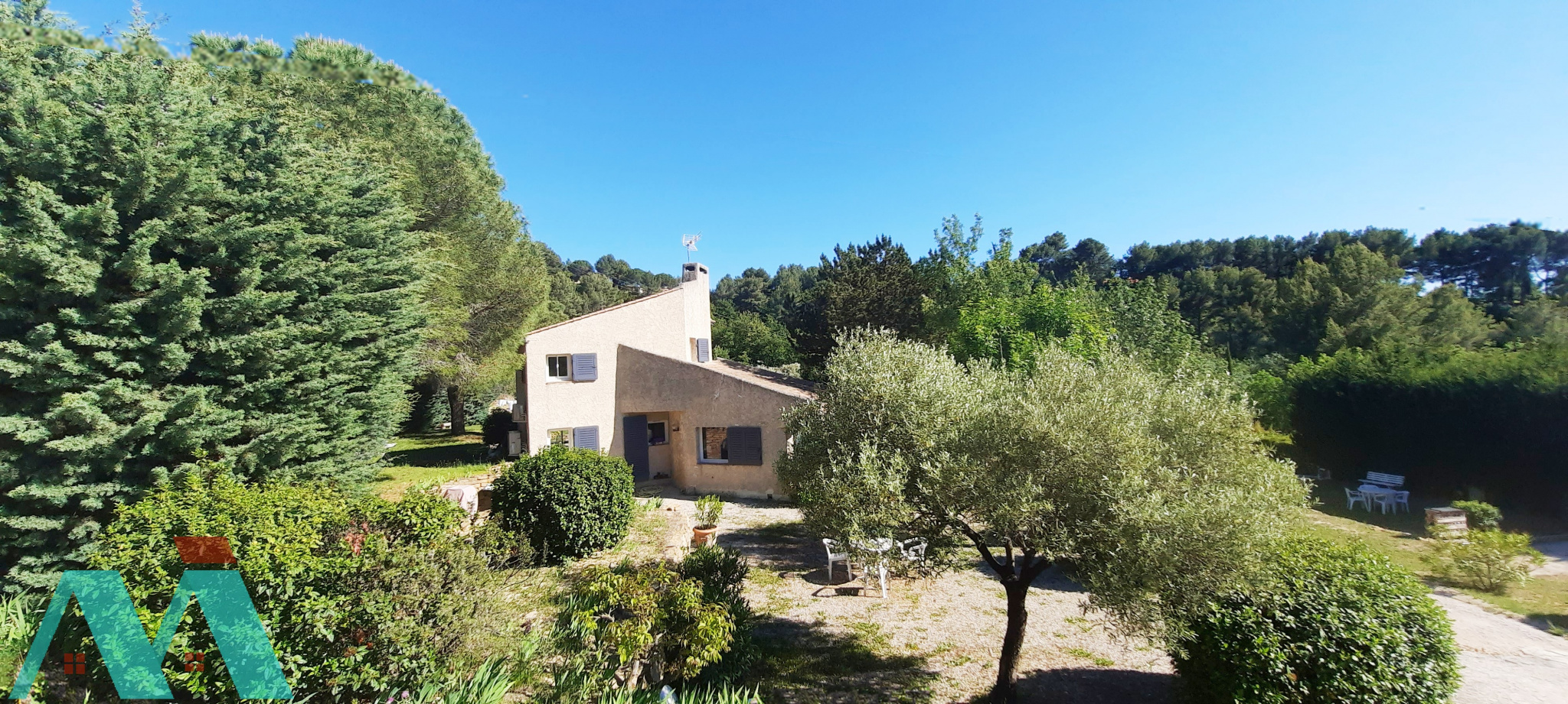 Maison-Villa - Le Castellet