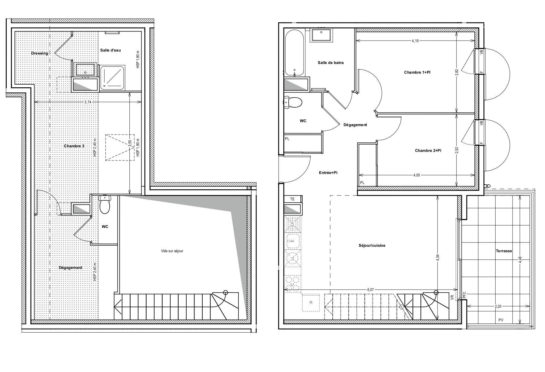 Appartement - Auriol