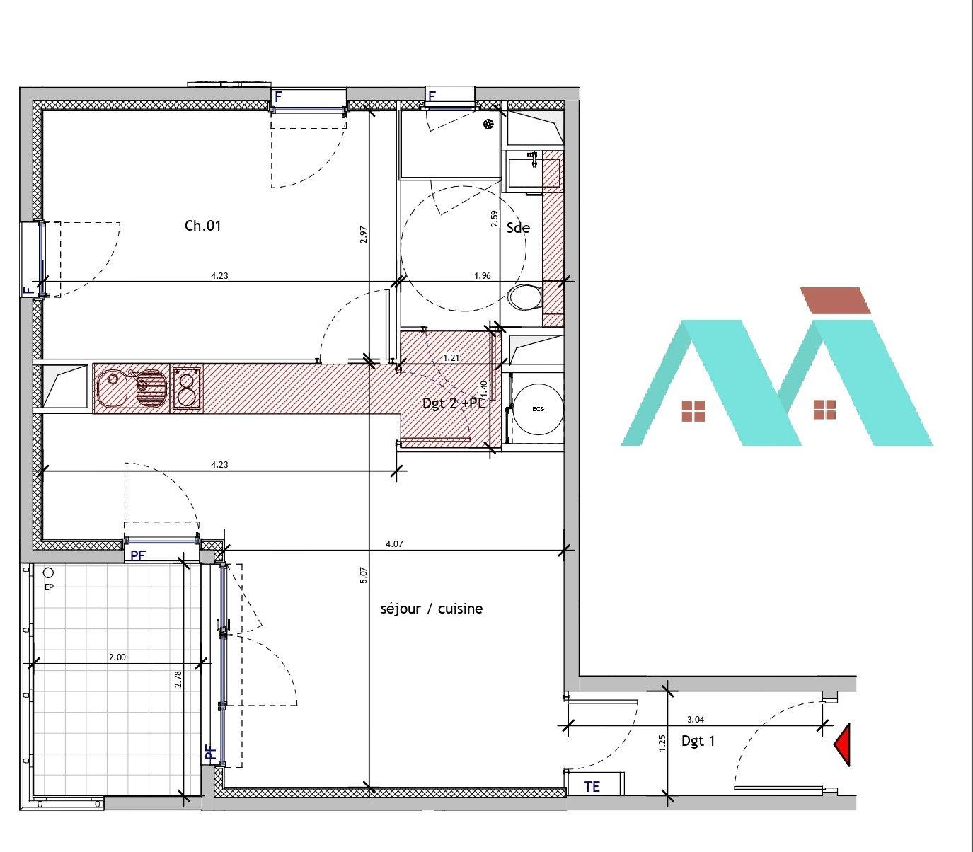 Vente Appartement Roquevaire