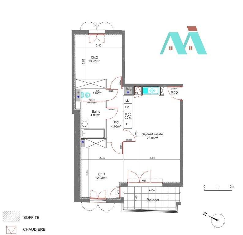 Appartement - La Crau