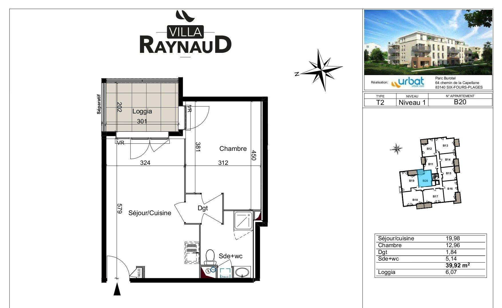 Location Appartement Six-Fours-les-Plages